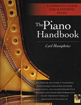 Carl Humphries - The Piano Handbook