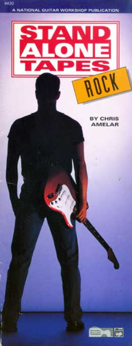 Chris Amelar - Stand Alone Tapes - Rock