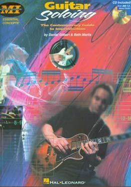Daniel Gilbert, Beth Marlis - Guitar Soloing