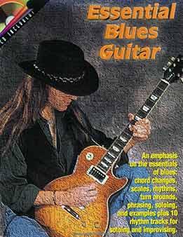 Dave Celentano - Essential Blues Guitar