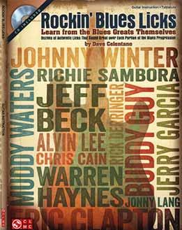 Dave Celentano - Rockin' Blues Licks