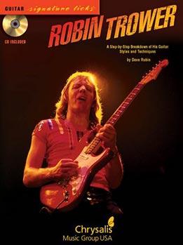 Dave Rubin - Robin Trower - Guitar Signature Licks