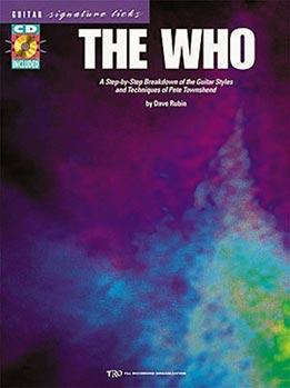 Dave Rubin - The Who