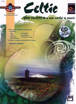 David Ernst - Guitar Atlas Celtic