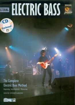 David Overthrow - Mastering Electric Bass