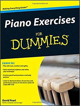David Pearl - Piano Exercises For Dummies