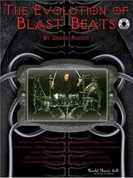 Derek Roddy - The Evolution of Blast Beats