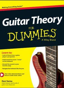 Desi Serna - Guitar Theory For Dummies