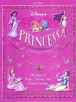 Disney's Princess Collection, Vol.1 - Easy Piano