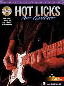 Don Mock - Hot Licks For Guitar