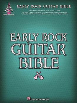 Early Rock Guitar Bible