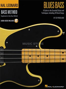 Ed Friedland - Blues Bass