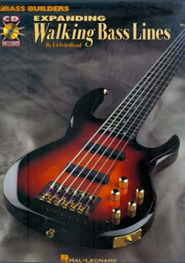 Ed Friedland - Expanding Walking Bass Lines