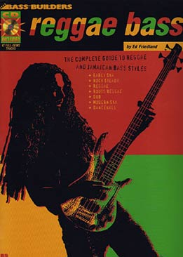 Ed Friedland - Reggae Bass