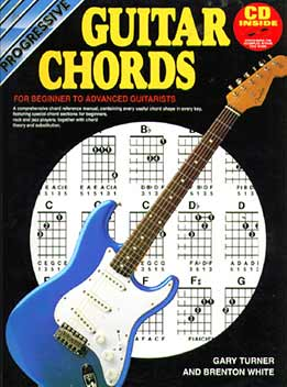 Gary Turner - Progressive Guitar Chords