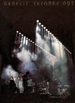 Genesis - Seconds Out (Piano, Vocal Soundbook)
