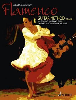 Gerhard Graf-Martinez - Flamenco Guitar Method Vol.1,2