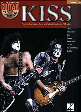 Guitar Play-Along Vol. 30 - KISS
