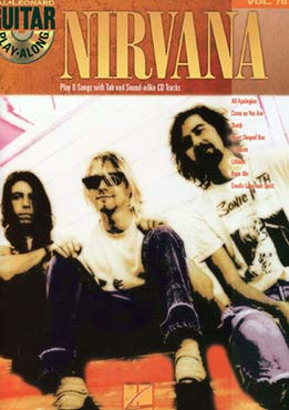 Guitar Play-Along Vol. 78 - Nirvana