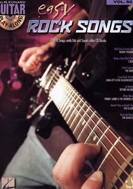Guitar Play Along Vol.82 - Easy Rock Songs