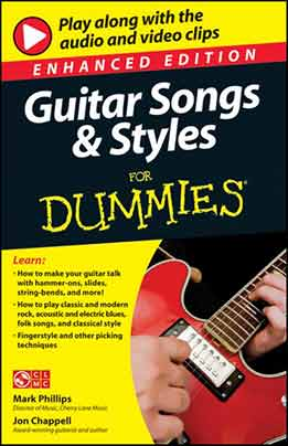 Guitar Songs and Styles For Dummies