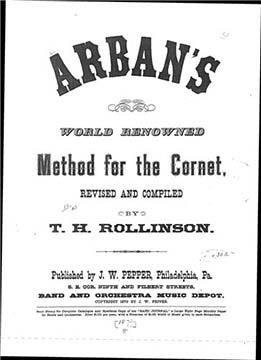 J.Arban - Method for the Cornet