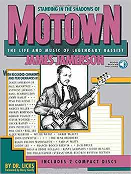 James Jamerson - Standing In The Shadows Of Motown