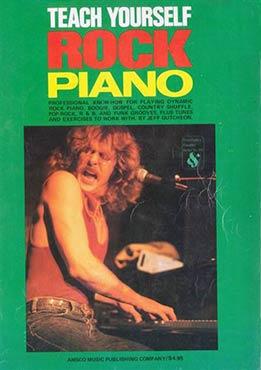 Jeff Gutcheon - Teach Yourself Rock Piano
