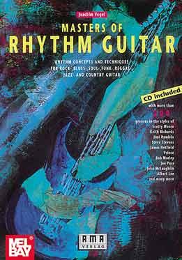 Joachim Vogel - Masters of Rhythm Guitar