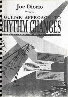 Joe Diorio - A Guitar Approach To Rhythm Changes