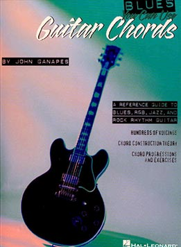 John Ganapes - Guitar Chords You Can Use