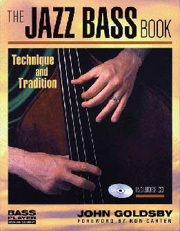 John Goldsby - The Jazz Bass Book