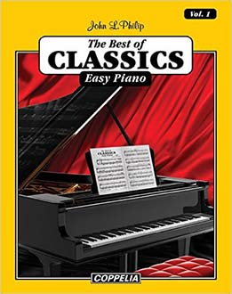 John L. Philip - The Best Of Classics Easy Piano Vol. 1