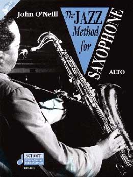 John O'Neill – Jazz Method For Saxophone Alto