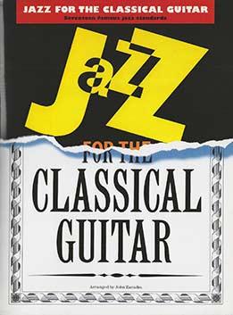 John Zaradin - Jazz For The Classical Guitar
