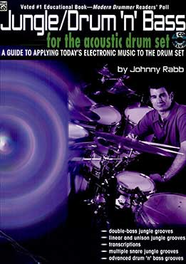 Johnny Rabb - Jungle Drum 'n' Bass - For The Acoustic Drum
