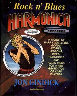 Jon Gindick - Rock n' Blues Harmonica
