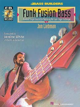 Jon Liebman - Funk Fusion Bass