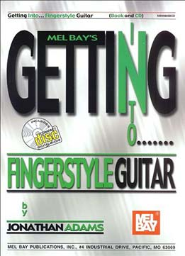 Jonathan Adams - Getting Into Fingerstyle Guitar