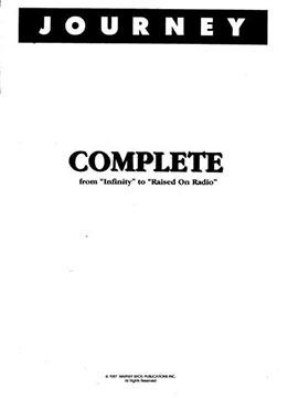 Jorney - Complete