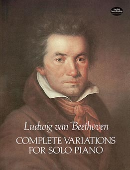 L. V. Beethoven - Complete Variations For Solo Piano