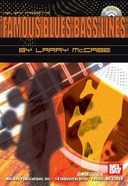Larry McCabe - Famous Blues Bass Lines