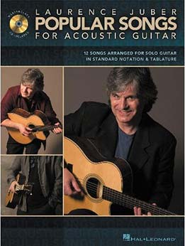 Laurence Juber - Pop Songs For Acoustic Guitar