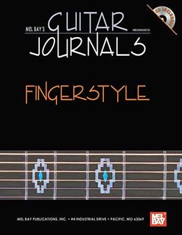 Lee Andrews - Guitar Journals - Fingerstyle