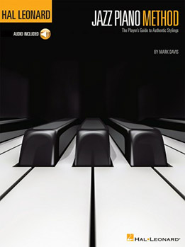 Mark Davis - Jazz Piano Method