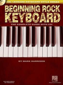 Mark Harrison - Beginning Rock Keyboard