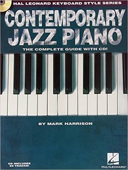 Mark Harrison - Contemporary Jazz Piano