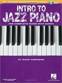 Mark Harrison - Intro to Jazz Piano