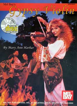 Mary Ann Harbar - Gypsy Violin