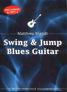 Matthieu Brandt - Swing And Jump Blues Guitar